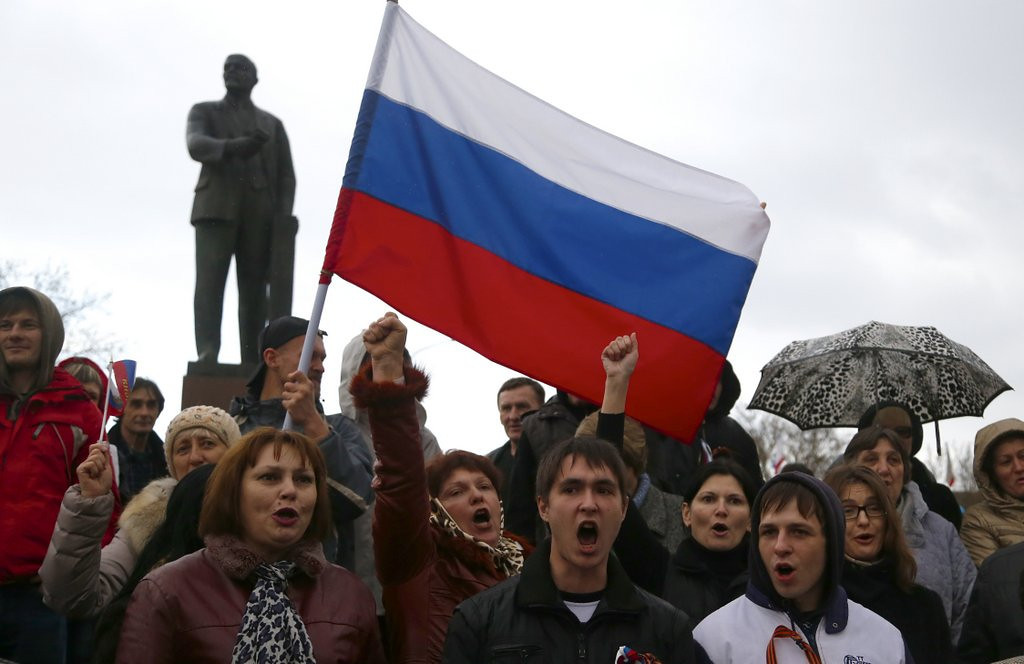 ". <p>3. CRIMEA <p>They�re not all Russian, but they�re eager and willing to learn. (unranked) <p><b><a href=\'http://www.washingtonpost.com/world/crimea-sets-referendum-on-joining-russia/2014/03/06/d06d8a46-a520-11e3-a5fa-55f0c77bf39c_story.html\' target=""_blank\""> HUH?</a></b> <p>    (AP Photo/Sergei Grits)"