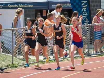 D2 Girls' 1600 Meter Final - 2014 MHSAA LP T&F Finals