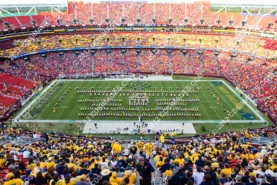 WVU vs JMU - September 15, 2012 - Halftime
