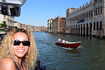 Llegando a Venecia 2015