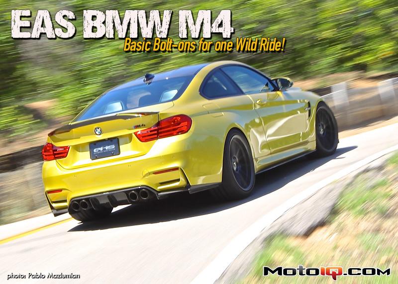 EAS BMW M4
