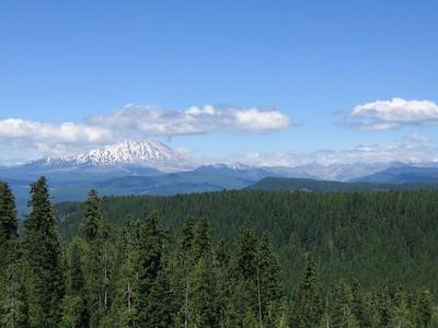 Mt Saint Helen
