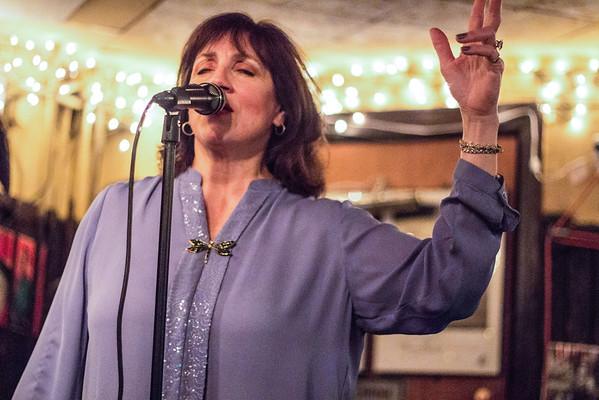 Sandy Sasso - NYC - 55 Bar - March 14, 2015