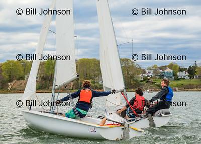 Nauset Sailing 2016-2017