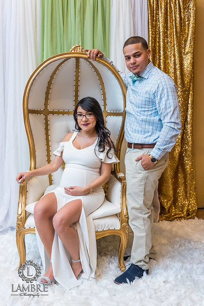 Nataly & Jeremias Baby Shower