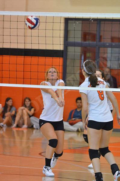 JV Volleyball 9-20-11