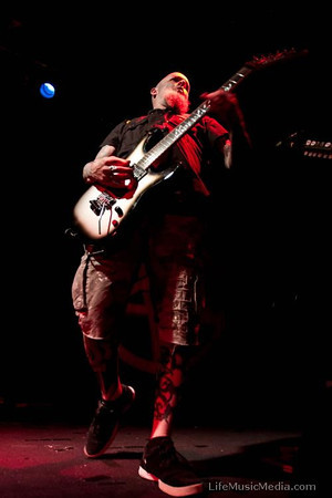 Anthrax @ The Hi-Fi, Brisbane - 21 February 2013