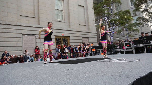 Smithsonian American Art Museum - Chinese New Year Family Festival (Jan 30, 2016)