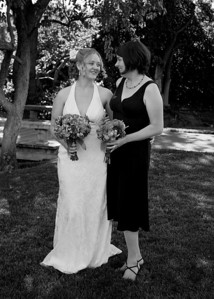 05-17-2008 Jeannie's Wedding in B&W