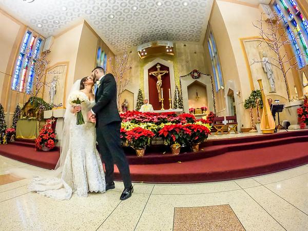 Colleen & Erik Wedding Timelapse Videos