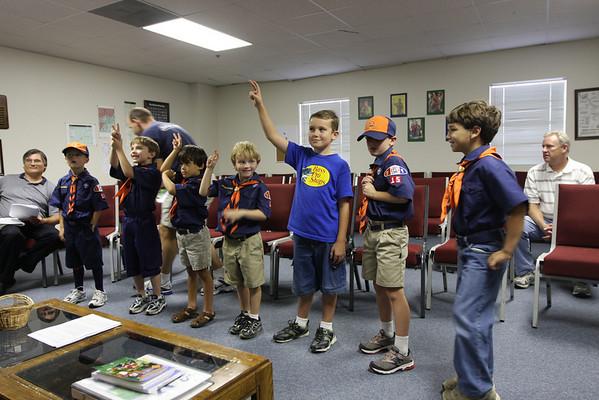 Cub Scouts Den 14