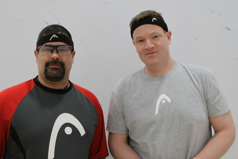Team Homer; Dan Reyes & Bill Hand competed in the Men's Open..