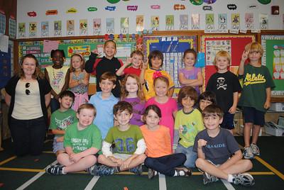 2010-2011 Bryant Kindergarten