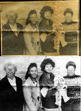 Harrison's relatives