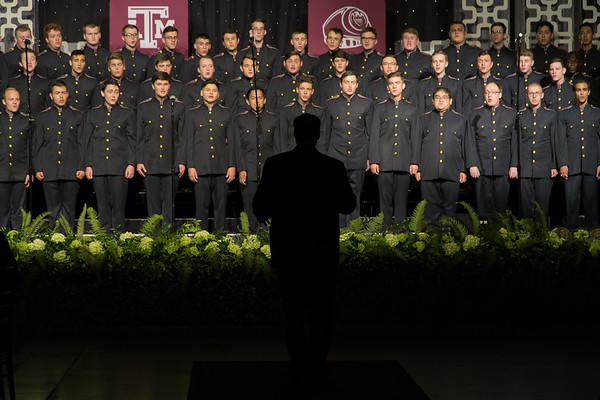 2018 - Singing Cadets and War Hymn