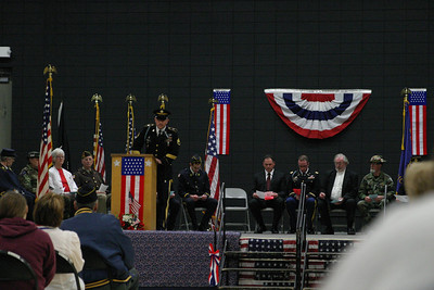 2012 Veterans Day at KAHS