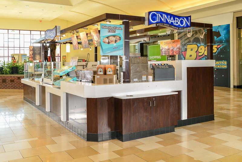 Cinnabon Kiosk