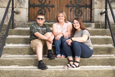 Alyson Hunt family