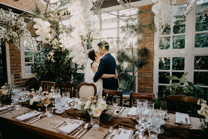 A Rustic glasshouse wedding in Chiangmai | L - Z