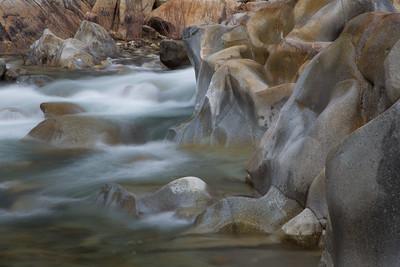 South Yuba River, home waters