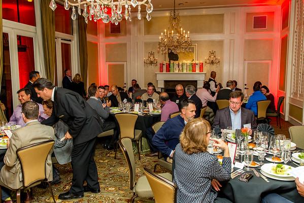 Customer Reception & Dinner, May 2016