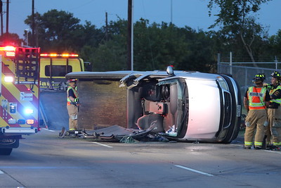 McKinney TX.  Major MVA. University at Community. 7/20/18