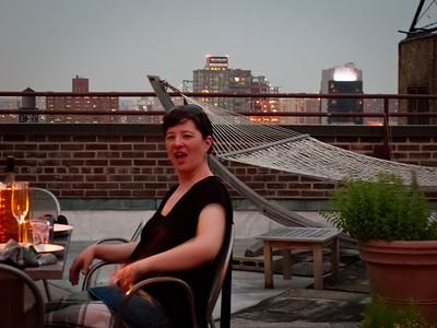 2010-06 Annette & Christian visit