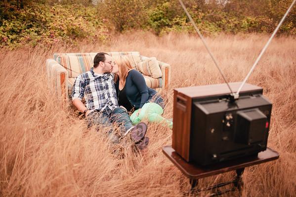 Alanna & Kyle | Engagement