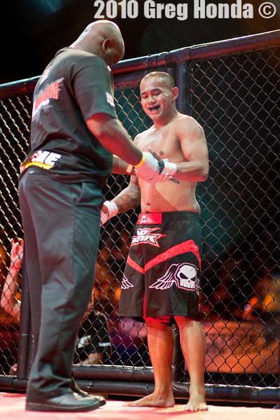 Clayson Kealoha vs Reille Lucky Rosario