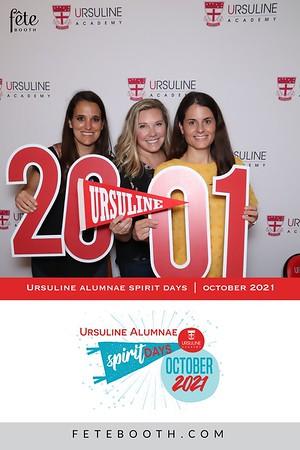 2021-10-2 Ursuline Academy Alumnae