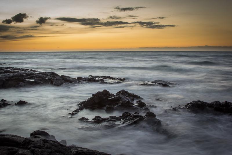 Sunset at Waiakuhi