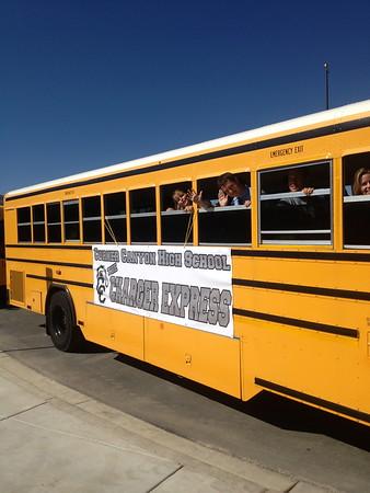 Teacher Bus Tour