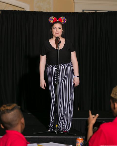 Mickey and Minnie Rehearsal