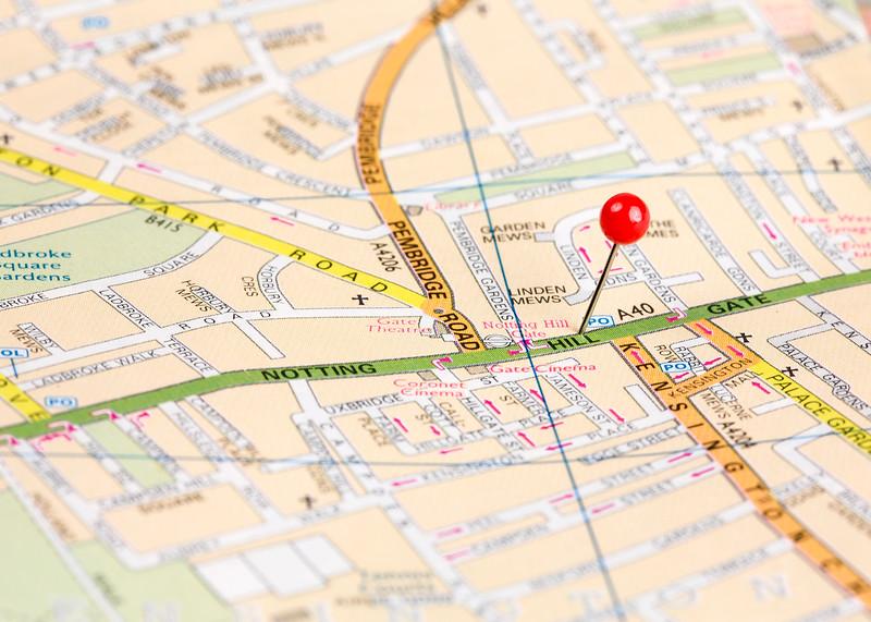 Destination Notting Hill London