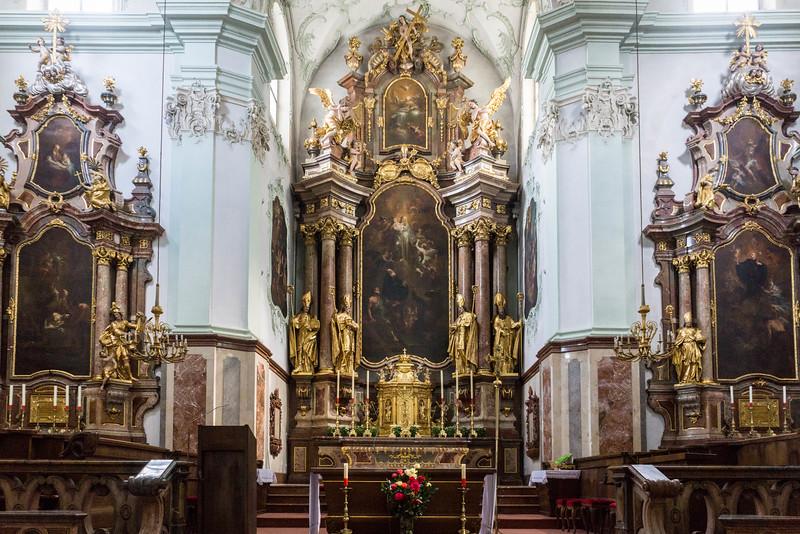 St Peter's Abby, Salzburg