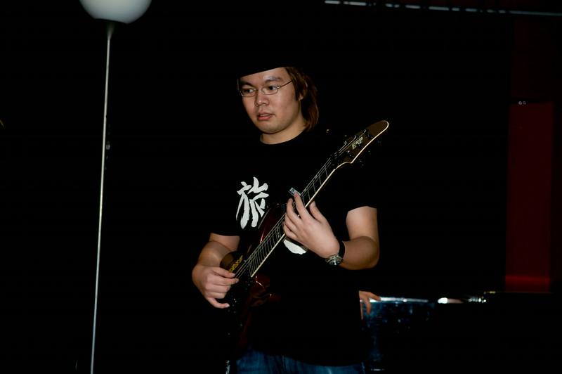 2008-04-03 Simon Yu Jazz Concert
