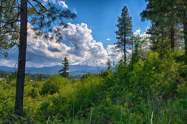 Mt. Hood And Timberline Lodge