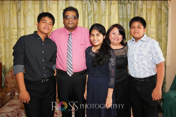 The Bhagwandass Family Thanksgiving