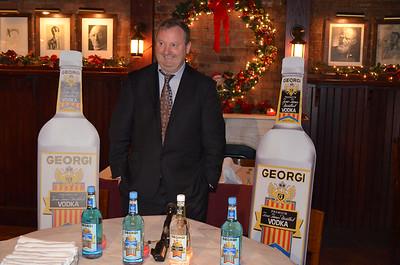 Georgi Infused Vodka Turkey AT O'Caseys