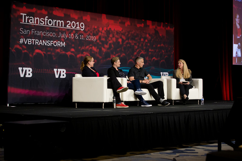 Business AI Integration Stage	Margaret Mitchell, Senior Research Scientist, Google, Kathy Baxter, Architect, Ethical AI Practice, Salesforce, Tim O'Brien, GM, AI Programs, Microsoft	How to develop and deploy AI responsibly	Lori Sherer, Partner, Bain & Company