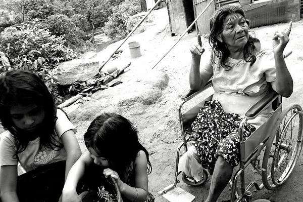 Landless in San Salvador