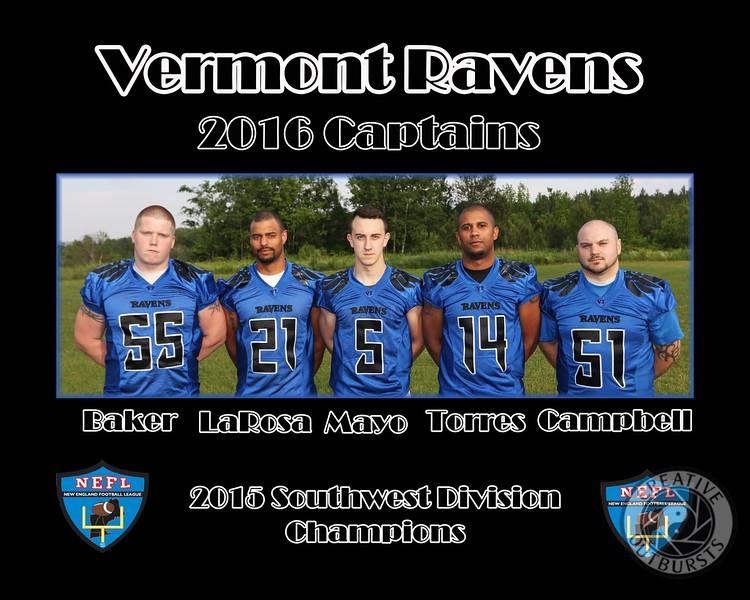 Vermont Ravens 2016