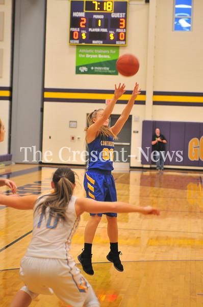 02-21-18 Sports D-IV girls sectionals Ayersville vs Continental @ Bryan