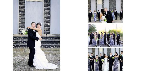 Kaitlyn and Kyle Wedding Album