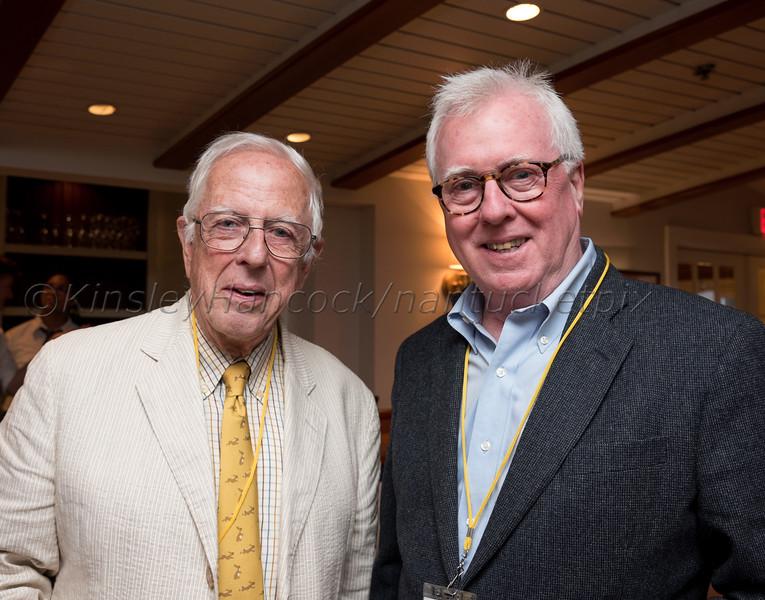 Nantucket Preservation Trust Symposium Reception at Nantucket Yacht Club, June 6, 2017