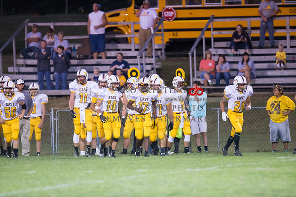 East Union at New Site Football 2015