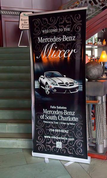 Felix Sabates Mercedes Benz of South Charlotte Mixer @ Del Friscos 5-26-11 by Jon Strayhorn