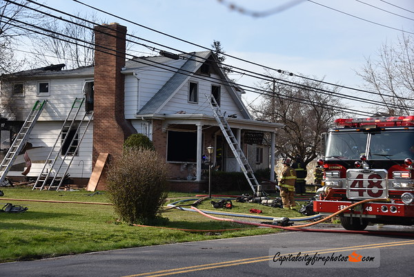 3/31/21 - Conewago Township, PA - Old Hershey Rd