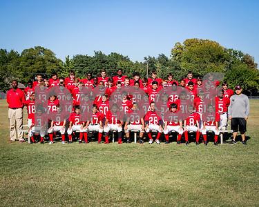 20013 Football 7th Grade Team B