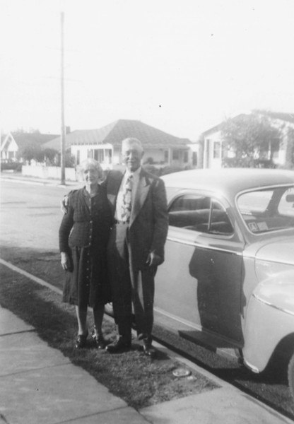 1942-45, Joe's Grandparents